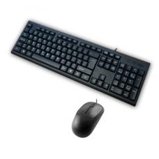 Σετ Πληκτρολόγιο - Ποντίκι Ενσύρματο USB